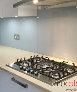 Kitchens Parma Grey Splashback
