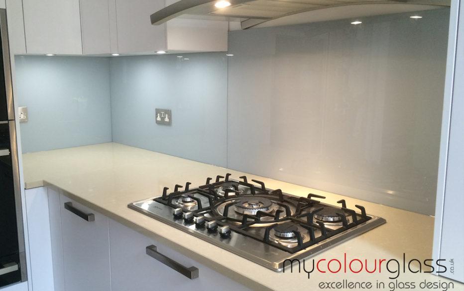 Kitchens Parma Grey Splashback