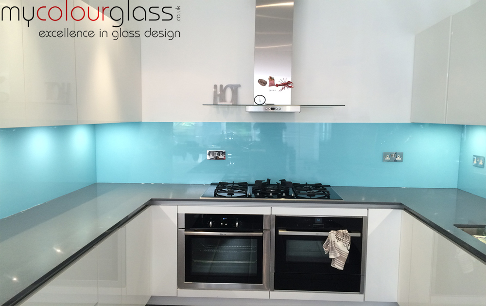 Kitchen glass splashbacks in uk at mycolourglass Kitchen profile glass design