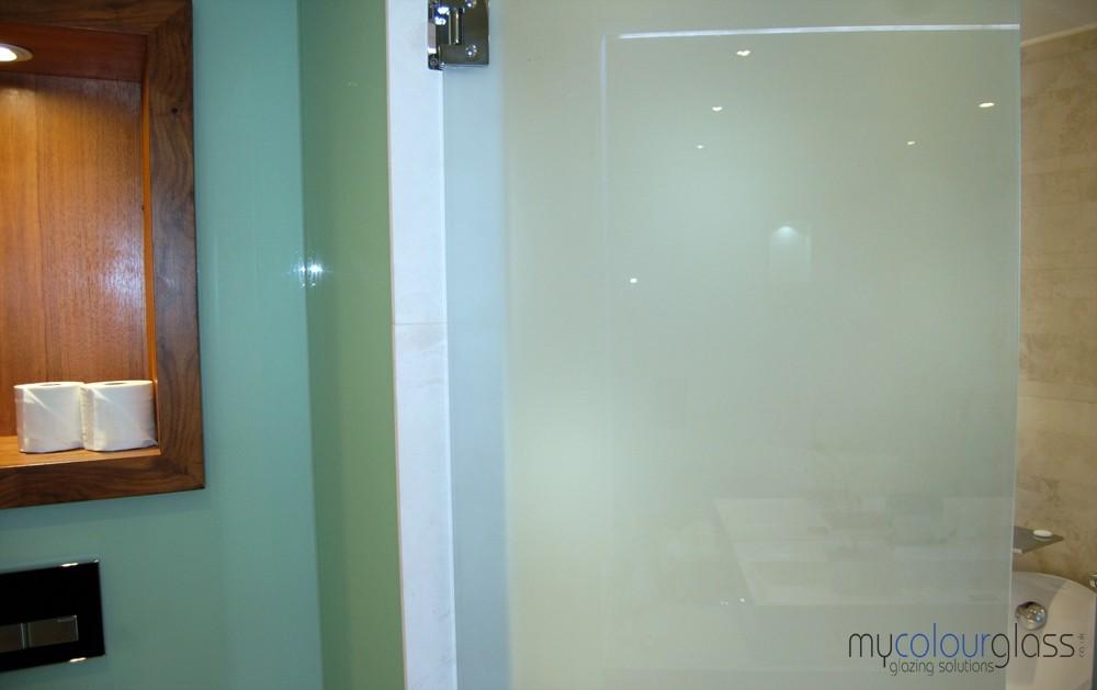 Bathroom Design Ideas Glass Splashback ~ Frameless glass shower panels screens doors and cubicles