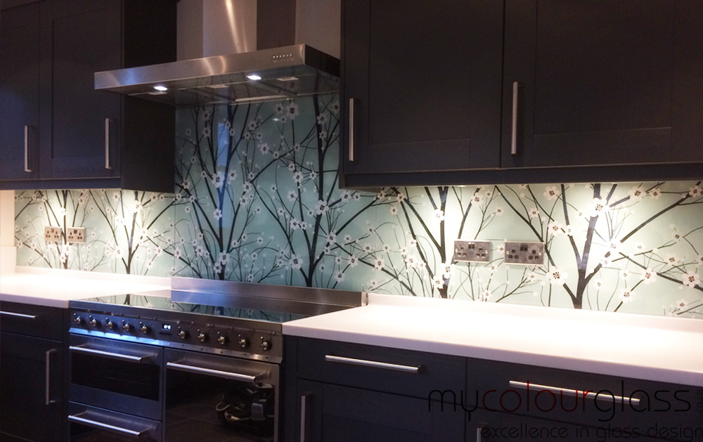 Kitchen glass splashbacks | Digitally Printed Splashbacks