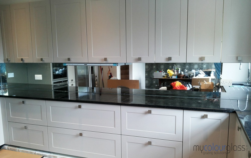 Mirror Splashbacks And Mirrors