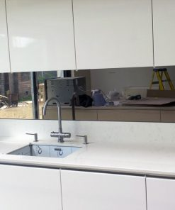 6mm Tinted Mirrors With Polished Edges Mycolourglass