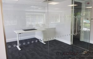 office glass - glass partitions