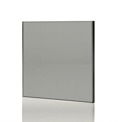 grey tinted glass