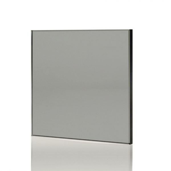 grey tinted glass