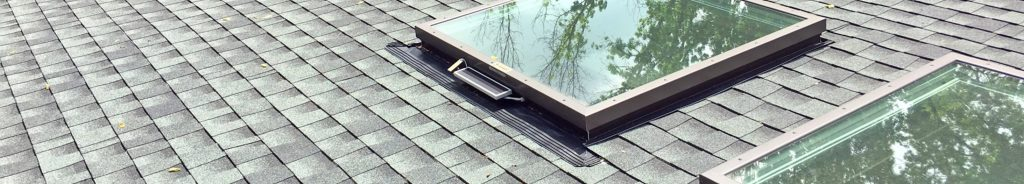 Toughened Glass Rooflights