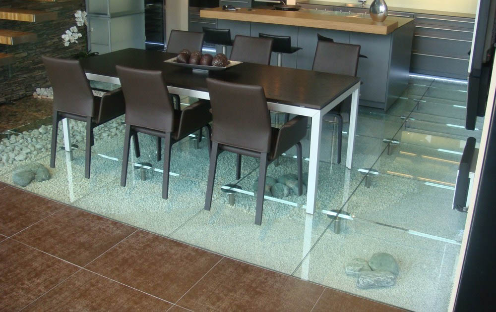 Glass Tiles For Dine Room