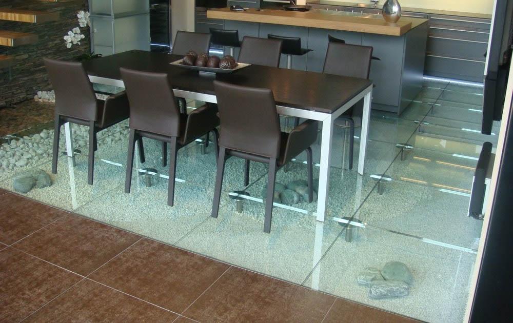 Glass Tiles For Dine Room