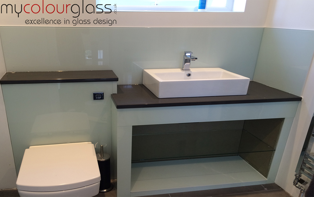 Glass Splashbacks For Bathrooms & kitchens
