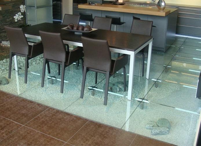 Anti Slip Glass Image