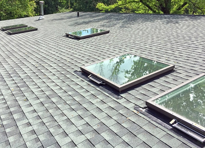 House Glass Rooflights