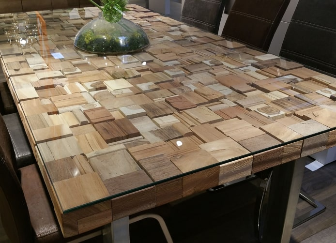 Dining Table Glass Tops Image