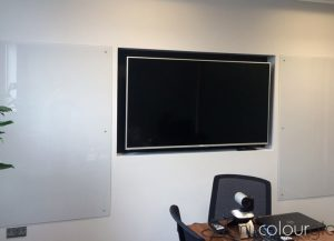 Conference Room Glass Boards Image