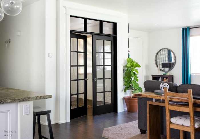 Image of Glass Doors for Living Room