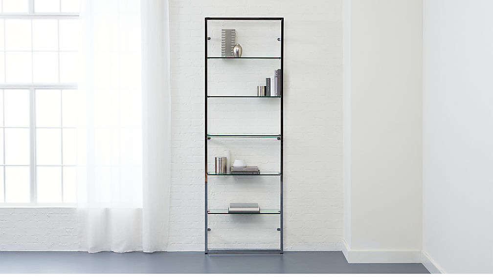 Image of Glass Shelves Rack