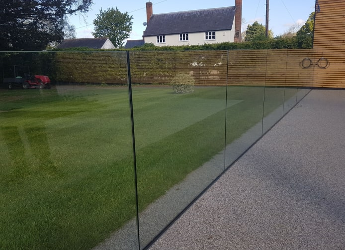 Outdoor Splashbacks